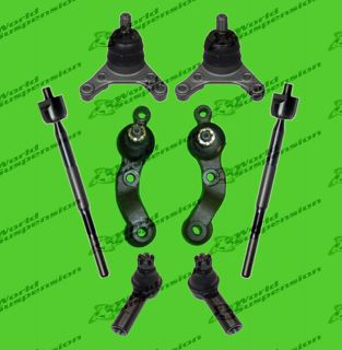 SUSPENSION KIT BALL JOINT TIE RODS TOYOTA TACOMA 95 04 (Fits Toyota