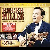 King of the Road Bear Family CD DVD by Roger Country Miller CD, Aug