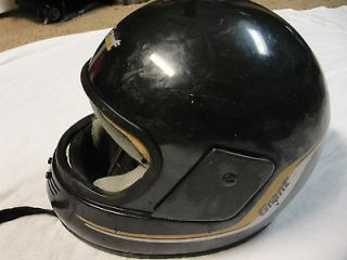 vintage grant full face motorcycle helmet  25