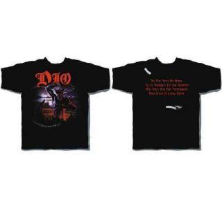 dio holy diver t shirt more options size men s