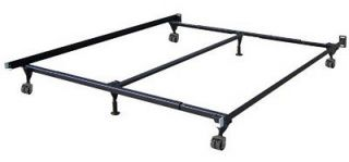 new king queen full adjustable metal steel bed frame time
