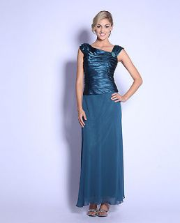 COLORS FORMAL GOWN OCCASION MOTHER OF THE BRIDE/GROOM DRESS EVINING