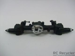 junfac gmade r1 portal rear axle rock crawler buggy time