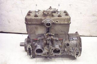 Ski Doo Rotax 583 Snowmobile Engine Grand Touring Formula Mach 1