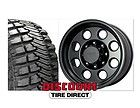 Jeep Wrangler Rubicon JK 17 Wheels BFG Mud Tires