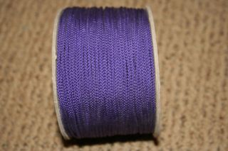 Purple Butt Cord for Custom Rod Handles, 300ft , Custom Knives