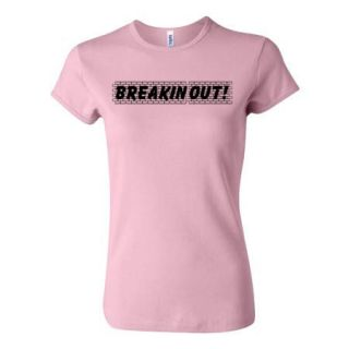 Out Baby Doll T Shirt S   2XL Punk outlaw prison break sexy biker tee