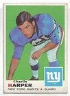 1969 topps 258 charlie harper new york giants buy it