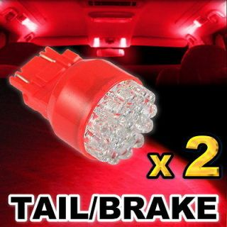 19 LED Tail Brake / Stop Lights #E19 (Fits 2002 Pontiac Grand Prix