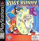 bugs bunny lost in time disc works sony playstation ps1