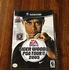 Tiger Woods PGA Tour 2005 (Nintendo GameCube, 2004) Brand New
