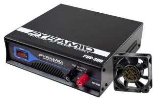 Pyramid PSV300 Fully Regulated Low Ripple 30 Amp Switching DC Power