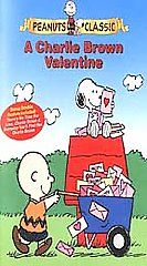 A Charlie Brown Valentine VHS, 2004, Clamshell