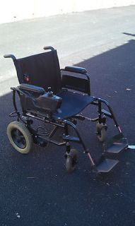 newly listed quickie extra wide electric wheel chair 20 time