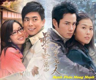 hanh phuc mong manh bo 5 dvds phim xh hongkong
