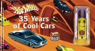 Hot Wheels 35 Years of Cool Cars by Mac Ragan and Creative Media 2003