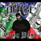 Gang Rags PA by Blaze Ya Dead Homie CD, Jun 2010, Psychopathic Records
