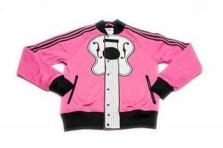 adidas mens jeremy scott guitar tt ultrapink x29863