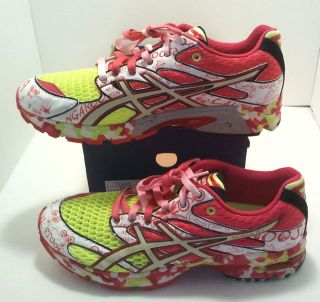 Asics Gel Noosa Tri 6 Womens Speed Racing Running Shoes Size US 10