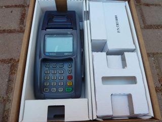 VERIFONE NURIT 8400 CREDIT CARD MACHINE TERMINAL 8400RE ***NEW IN BOX