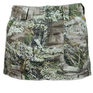 realtree girl max 1 camo camouflage mini skirt