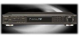 technics st gt350 ex display hi fi stereo tuner from