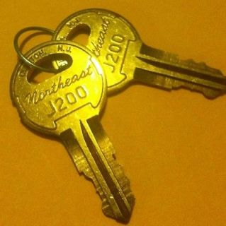 newly listed elevator keys j200  1 99