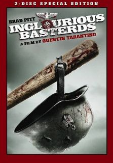 Inglourious Basterds DVD, 2009, 2 Disc Set, Special Edition Includes