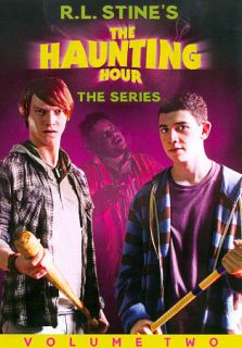 Stines The Haunting Hour The Series, Vol. 2 DVD, 2012