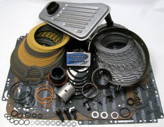 ford e4od 4r100 transmission deluxe rebuild kit 01 up time