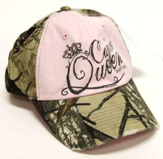 Swamp People Officially Licensed Hat Cap – Pink Womens Cajun Queen