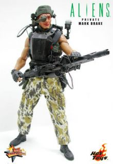 scale hot toys mms24 aliens uscm private mark