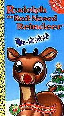 rudolph the red nosed reindeer vhs no box time left