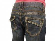rock and roll cowgirl jeans medium wash