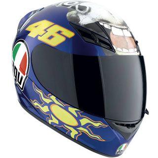 agv k3 donkey valentino rossi replica helmet all sizes more