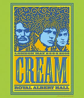 Cream   Royal Albert Hall London HD DVD, 2006
