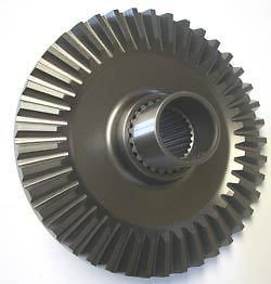 honda foreman 450 500 rubicon differential ring gear time left