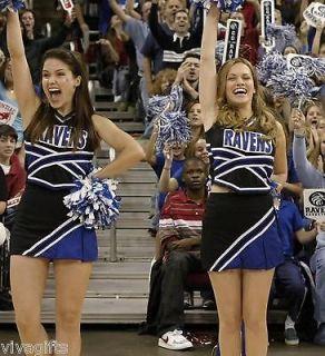 Newly listed Girls/Teen One Tree Hill Ravens Cheerleader Costume Sz 8