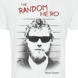 ryan dunn t shirt jackass full print mens women rip