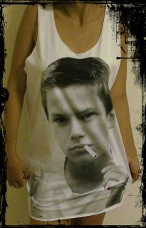 Ladies River Phoenix Vest*** Free Size Tank Top T Shirt ***NEW***
