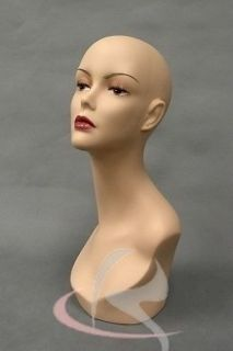 mannequin head bust wig hat jewelry display # tinaf3 time