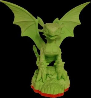 brand new loose cynder gitd series 2 skylanders giants spyros
