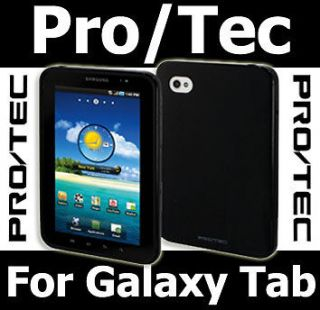 NEW PRO TEC BLACK GLACIER SAMSUNG GALAXY TAB CASE COVER