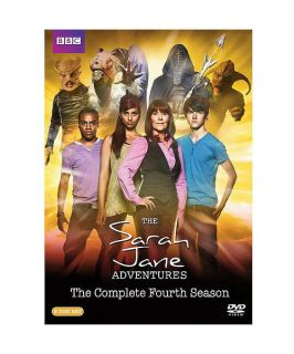 The Sarah Jane Adventures The Complete Fourth Season DVD, 2011, 2 Disc
