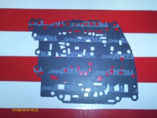 Saturn Valve Body Gasket TAAT yrs. 91 92, first style, Free & Same Day