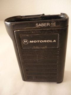 Motorola Saber 1E Handie   Talkie FM Radio Housing Shell Outer Body