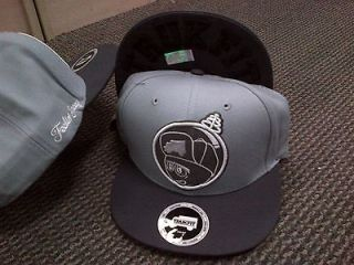 Fit TRUKFIT HAT CAP Snap snapback 2 tone GREY Feelin Spacey Lil Wayne