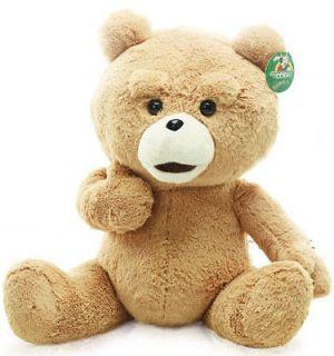 24 Teddy Bear Stuffed Plush The Movie Mans Ted Bear Toys / Dolls