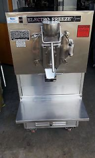 Emery Thompson FT 1 Batch Freezer Italian Ice Cream Machine