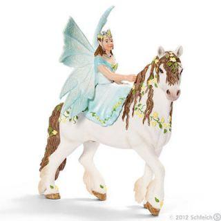 SCHLEICH Bayala 70452 Princess Eyela on Horseback  Sun Elf Horse
